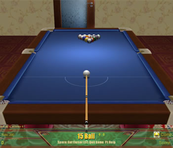 15 Ball Game 2.0 screenshot